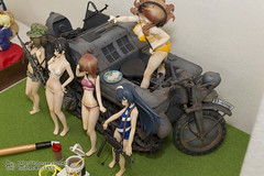 GuP_mc-435 () Tags: model figure volks  plasticmodel  gup    girlsundpanzer