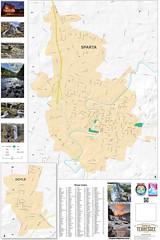 Road Map - Sparta & Doyle, Tennessee (Chuck Sutherland) Tags: road tn map tennessee sparta doyle roadmap whitecounty