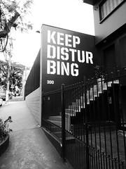 Keep Disturbing (duncan) Tags: blackandwhite blackwhite saopaulo sopaulo disturbing