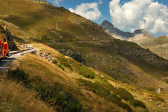 Un passeig per la muntanya (foto d50) Tags: nature train d50 artouste fotod50
