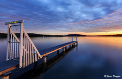 0S1A7778enthuse (Steve Daggar) Tags: longexposure sunset landscape moody jetty saratoga dramatic wharf waterscape gosford visitnsw