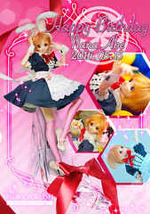 USAMIN Birthday2016 (Itsu_Hirose) Tags: nana abe