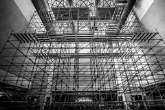 Inside Boston Public Library ( (Jason Lin)) Tags: bw boston architecture blackwhite nikon d750 bostonpubliclibrary 2015 1835mmf3545g