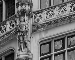 Statue of Joan of Arc (RadarRange) Tags: asheville vanderbilt biltmore
