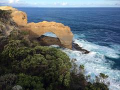 Limestone Formations (EmC_Russell) Tags: ocean park travel sea waves arch australia roadtrip victoria pot national limestone coastline campbell formations arhc