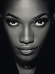 Leila (DextDee) Tags: red photography nikon hardlight melanin ghanaianphotographer dextdee
