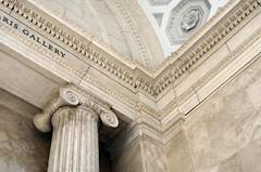NYC_Fifth_Met_280 (TNoble2008) Tags: ceiling column vault anta 1913 coffer baluster voussoir materialstone materialplaster styleionic ornamentegganddart ornamentdentils architectmckimmeadandwhite vaultbarrel archjack ornamentrosette typeinterior