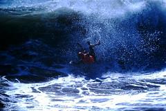 9-20-1969--Huntington Beach Calif (6) (foundslides) Tags: pictures ocean ca usa 1969 beach found photography coast photo surf kodak surfer picture surfing slidefilm 1960s kodachrome slides foundslides califronia transparencies srufers irmalouiserudd johnhrudd