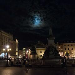 Krakow druga rano-103 (MMARCZYK) Tags: polska krakow nuit noc mariacki cracovie rynek pologne kosciol glowny