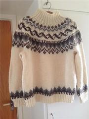 Aspholm Icelandic wool sweater (Mytwist) Tags: classic wool fashion fetish iceland cozy warm fuzzy icelandic lopi crewneck icelandicsweater peysa aspholm