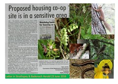 Housing threat to biodiversity in Cairngorms National Park, Scotland (BSCG (Badenoch and Strathspey Conservation Group)) Tags: strathy rotsm