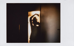 dancing shadows (the girl who made it on her own) Tags: light shadow home june stuttgart myshadow instax instantfilm dancingshadows ronakeller instaxmini90