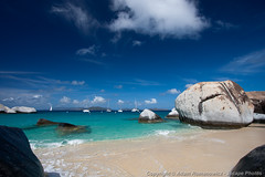 The Baths (Devil's Bay) (3scapePhotos) Tags: travel sea vacation beach sailboat island islands bay boat sailing devils virgin baths beaches tropical british gorda caribbean tropics bvi britishvirginislands virgingorda