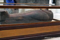 Coffin of Petosiris (konde) Tags: wood glass ancient priest coffin hieroglyphs graecoroman ptolemaicperiod tunaelgebel petosiris mummycoffin