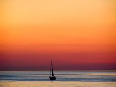 100_8261-Edit.jpg (brassshadow) Tags: sunset lake newyork sailboat mexico horizon greatlakes lakeontario freshwater waterscape mexicopoint