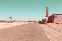 Market, Desert Shore, CA (babago) Tags: sign socal saltonsea imperialvalley signgeeks