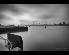 Maasvlakte (isnietbelangrijk) Tags: haven water canon big rotterdam industrial harbour shift ii lee 24mm filters tilt hafen 1ds maasvlakte tse stopper
