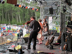 Main Stage - Winnipeg Folk Festival