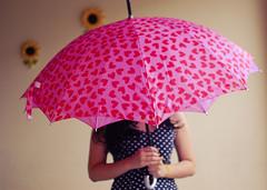 umbrella project love  #7 (Natlia Viana) Tags: cute love home hearts polkadots itsme girassol natliaviana umbrellaprojectlove guardachuvadoamor