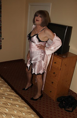 new48912-IMG_1127t (Misscherieamor) Tags: tv feminine cd silk chiffon tgirl transgender mature sissy tranny transvestite slip kimono satin crossdress ts gurl petticoat tg travestis travesti travestie m2f xdresser tgurl