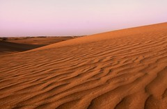 Desierto (Almudena 74) Tags: atardecer dubai arena desierto
