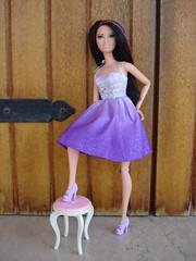 Yukiko (KatieOnly) Tags: doll barbie glam fashions fashionistas