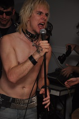 Not quite Iggy & The Stooges at the Montgomery Legion (Andrew Carver) Tags: show music rock punk iggy live stooges asile natcaprock germattak nationalcapitalrock montgomerylegion punkrockcovers