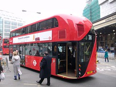LT61 BHT (markkirk85) Tags: new bus london buses station for victoria integral bis wright lt61 arriva bht lt61bht