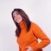 Apresentadora de TV Lucila Pinto
