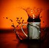 Coffee Splash (itsvision) Tags: coffee coffeecup coffeesplash dansusa