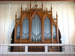 Dijon Saint-Chantal organ (pierremarteau) Tags: dijon organ bourgogne orgel orgue ctedor ghys saintchantal