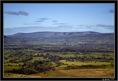 Taken from Pendle Hill, View of Parlick and Fair Snape Fells (Andy Scott Photo) Tags: uk trees england sky west color colour tree andy grass canon scott landscape countryside town day sheep northwest hill north fair panoramic lancashire hills valley fells pike dslr markettown fell snape pendlehill pendle clitheroe ribble parlick andyscott fairsnape 600d kemple ribblevalley fairsnapefell canon600d parlickpike 4ndy 4ndyscott
