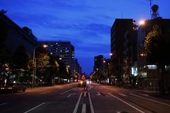 Bluemoment@Shinjyuku_Tokyo_007 (Ripple design) Tags: lighting sony 24mm sonnar bluemoment nex7