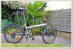 B'Twin Hoptown 5 (Danny ZELCK) Tags: bike vélo decathlon foldable vouwfiets btwin pliable plooifiets hoptown