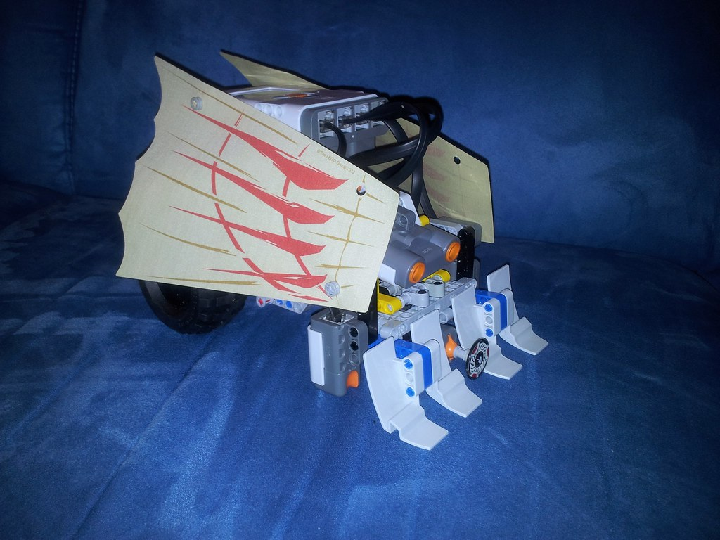 The World's most recently posted photos of mindstorms and sumo