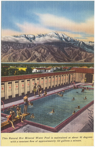california mountains postcards sportsrecreationfacilities tichnorbrothers