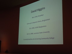 7-12-12 David Higgins Lecture (Memorial Art Gallery) Tags: david higgins corning memorialartgallery rustlust 5throchesterbiennial