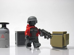 GI Brick Contest-XMP (BrickSlasher) Tags: brick contest entry gi xmp brickarms