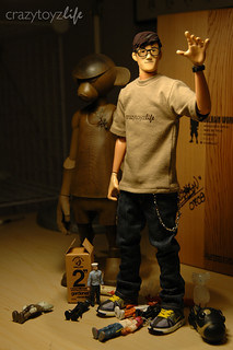 Coolrain 1/6 figures 0709