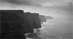 Cliffs of Moher (Stephane Ketterer) Tags: voyage trip ireland wild mer nature landscape see earth cliffs terre burren cliffsofmoher paysage moher irlande sauvage