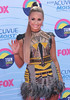 Demi Lovato at the 2012 Teen Choice Awards held at the Gibson Amphitheatre - Arrivals Universal City, California
