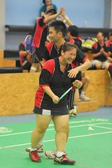 A Victorious Round (suran2007) Tags: yonex badminton racket shuttlecock dbs citi rbs ocbc