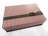 caixa lembrança de casamento para madrinhas e padrinhos (Divina Caixa) Tags: lembrança caixa casamento madeira tecido padrinhos madrinhas