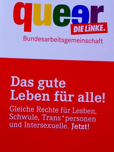 DIE LINKE. Queer - Homo ,Lesben , Transgender , Intersexuelle - Barbara Höll, DIE LINKE: Jetzt unmittelbar gleichstellen oder die Ehe öffnen               http://www.youtube.com/watch?v=Qtcl1OkEpto