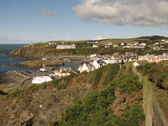 Portpatrick from the South (Jani Helle) Tags: scotland portpatrick dumfriesandgalloway portphdraig september2011