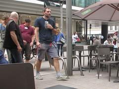 HBL12 (fluppes_be) Tags: man sexy guy shorts bloke hotguy sexyman hotbloke hotman malelegs manbulge