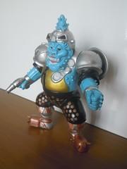 Squatt from Power Ranger (ItalianToys) Tags: monster toy toys ranger power action figures giocattoli giocattolo