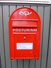 Post Box - Reykjavik, Iceland (hellimli) Tags: iceland islandia post mail reykjavik postbox soe sland islande izland islanda islanti  flickraward izlanda thebestofday gnneniyisi ysland