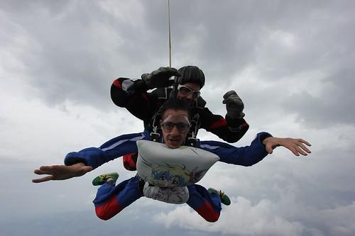 Dakimakura Skydive