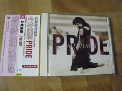 今井美樹 Miki Imai PRIDE CD 大碟 台版 中古品
